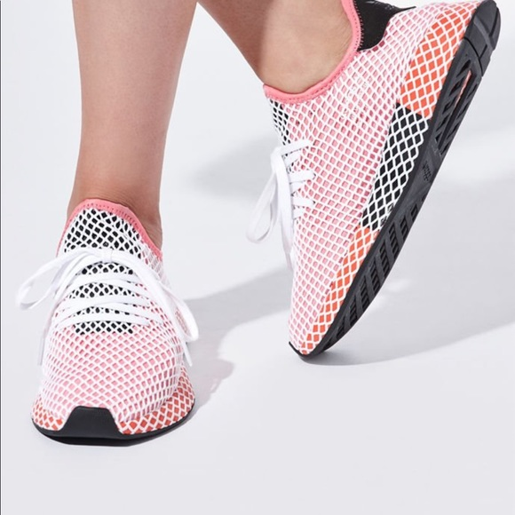 f07a6b63ee2 adidas Originals Deerupt Runner Sneakers NWT